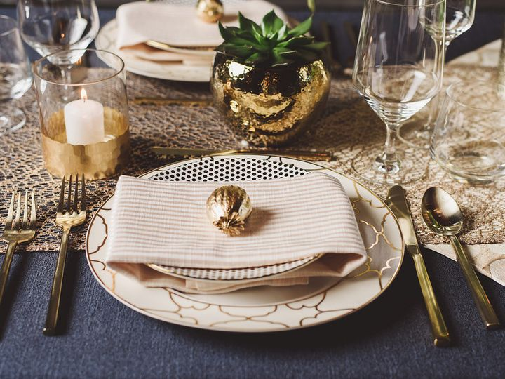 Tmx 1471934736860 Wedding Place Setting By Vases Wild Image By Suzan Langley, WA wedding florist