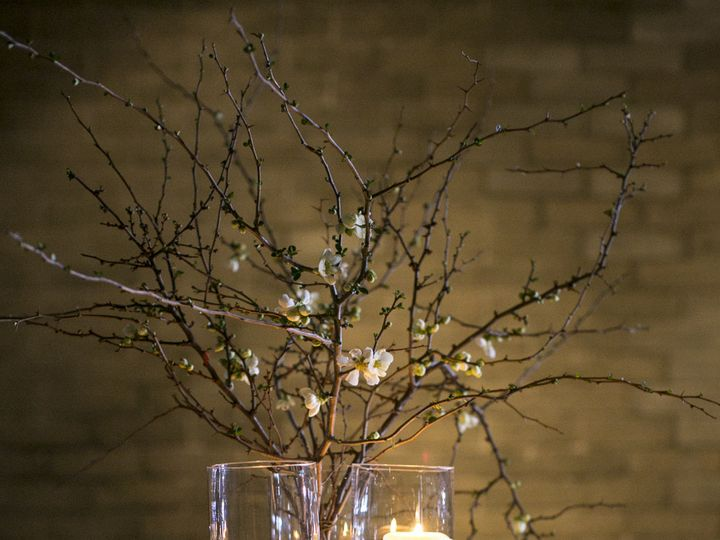 Tmx 1471935381698 Candles And Branches By Vases Wild Image By Laura  Langley, WA wedding florist