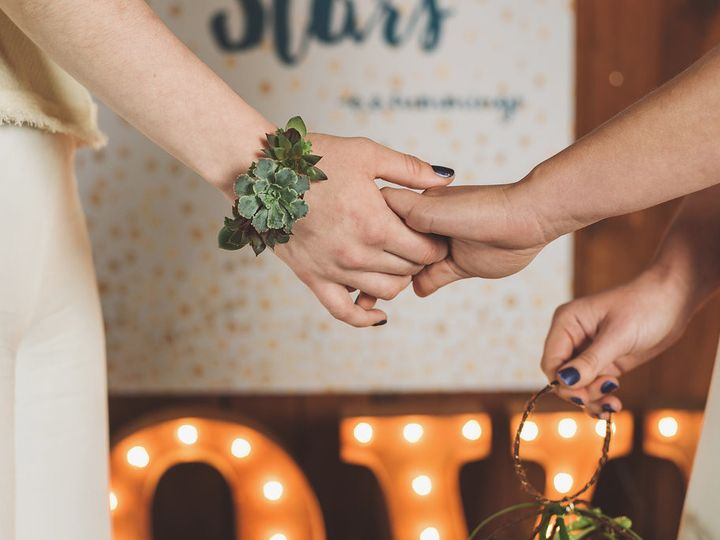 Tmx 1471937853068 Floral Bracelet By Vases Wild Image By Suzanne Rot Langley, WA wedding florist
