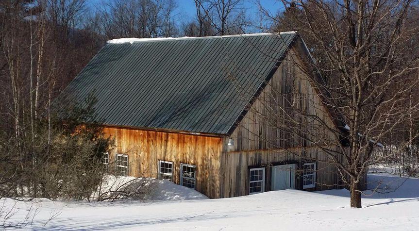 Eagle Point Barn