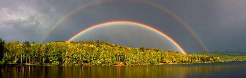 Stinson Double Rainbow
