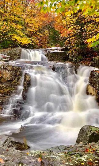 Three Ponds Waterfall