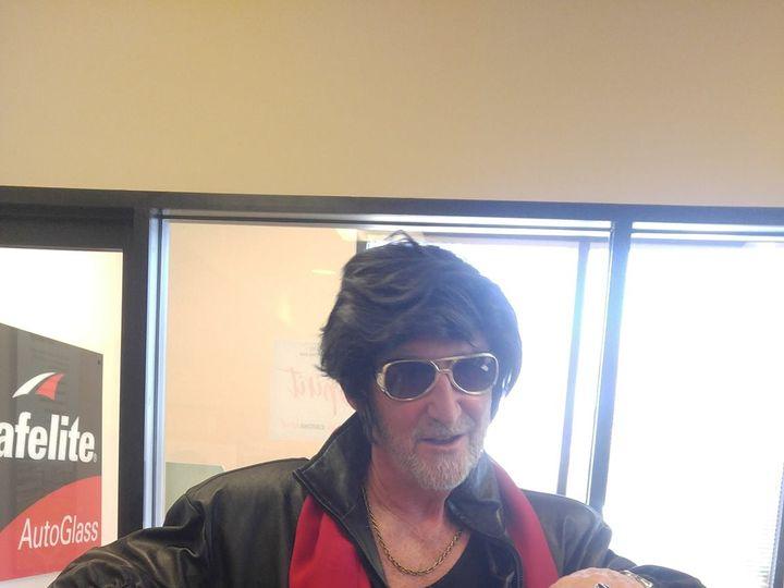Tmx Elvis Gram 51 1053481 Denver, CO wedding band