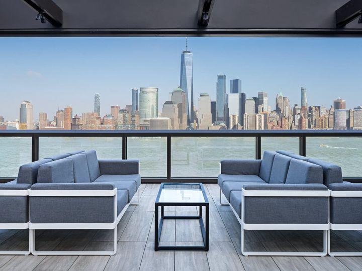 Tmx Hyatt House Jersey City Rooftop Indoor Outdoor View 51 1753481 1571237424 Jersey City, NJ wedding venue