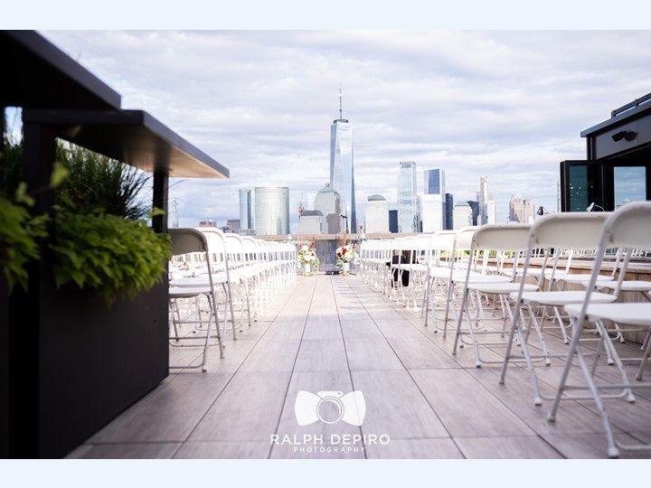 Tmx Rooftop Wedding Flyer 51 1753481 160321749714496 Jersey City, NJ wedding venue