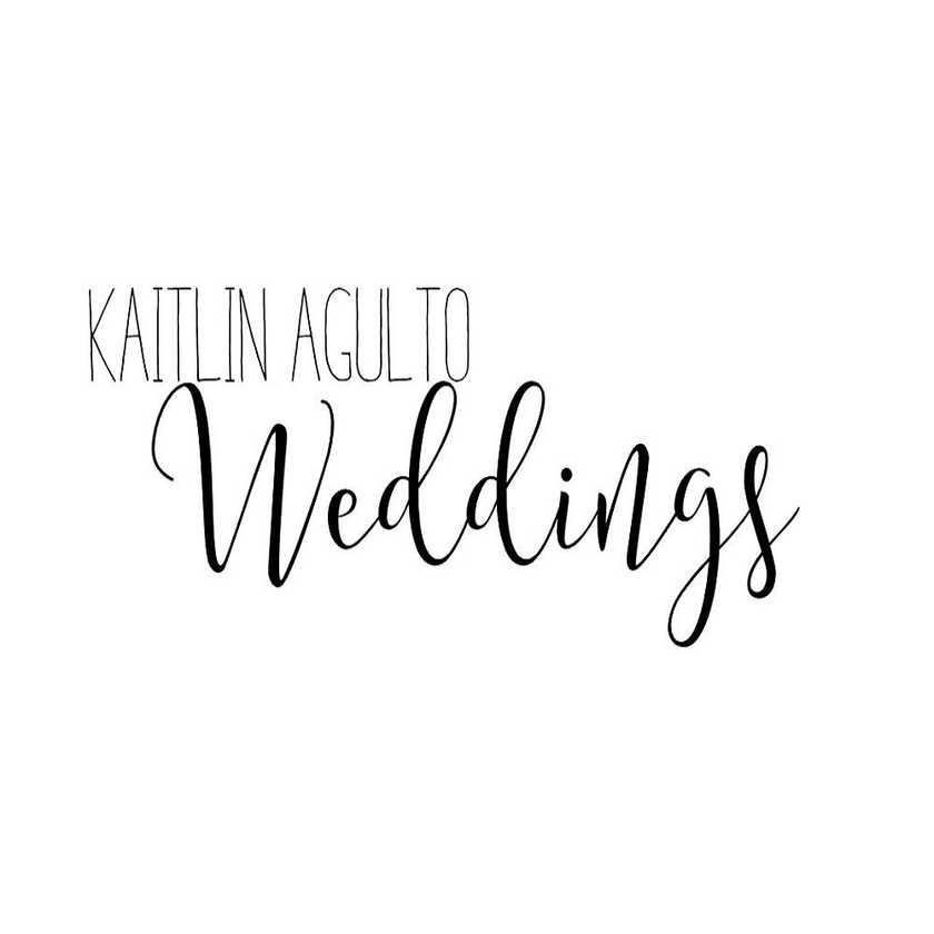 Kaitlin Agulto Weddings