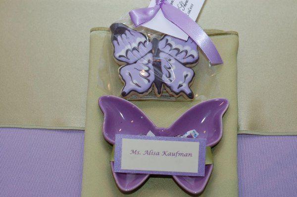 Butterfly Favor