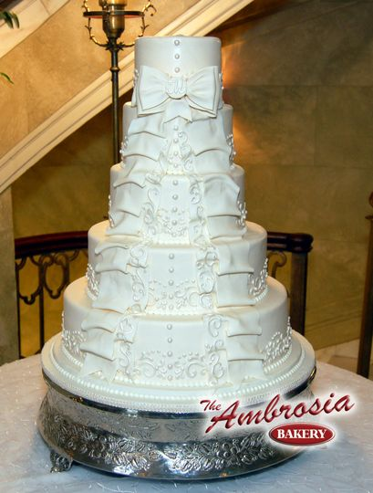 baton rouge wedding cakes the ambrosia bakery reviews amp ratings wedding cake 11135