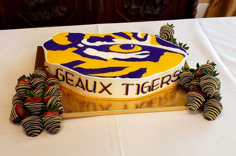 Mascot cake