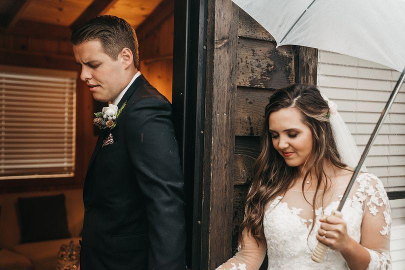 Prayer before the wedding