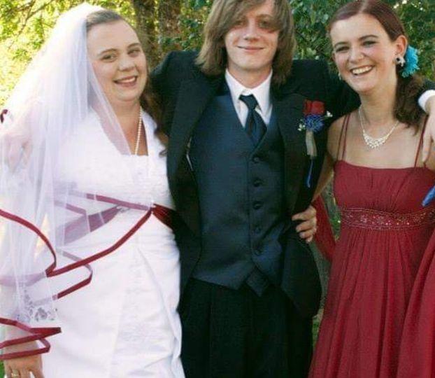 Family wedding fun!