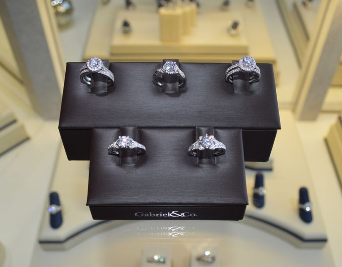 17 showcase with engagement rings