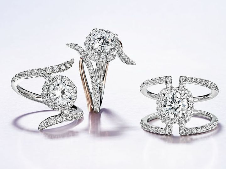 Tmx 1455216606987 7. Unique Engagement Rings Brecksville wedding jewelry