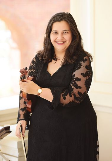 Jennifer Louie Violin and Musicians