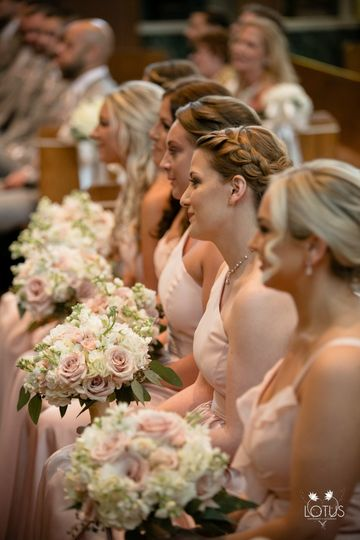 FBB, Bridesmaids
