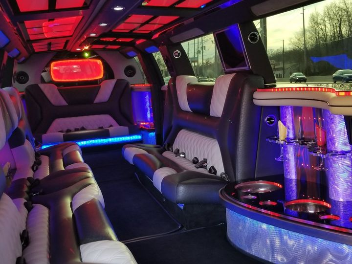 Tmx Cadillac Escalade Inside 51 1350581 157558481442097 Manasquan, NJ wedding transportation