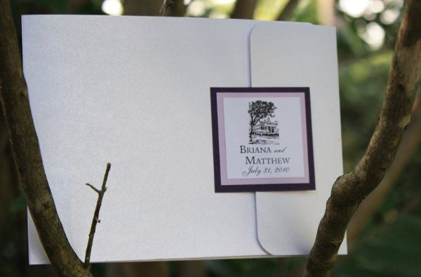 Tmx 1277761479759 Briana1 Raleigh wedding invitation