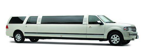 SUV Lincoln Navigator 12/14 passenger Limousine   perfect for Weddings