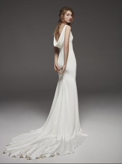 Hispalis by Pronovias Atelier