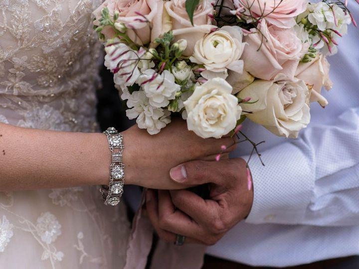 Tmx Laura And Leigh Bridal Thomas Knoell Bracelet 51 1031581 1560305351 Cherry Hill, NJ wedding dress
