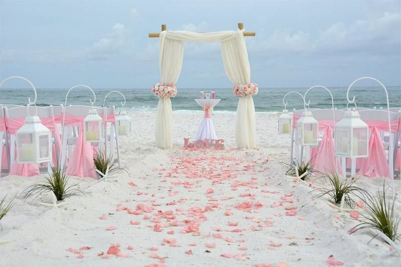 Another great beach wedding, our niche on Hilton Head Island.  #InsertYourWeddingHere