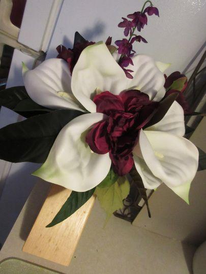 calla asiatic lillies 158