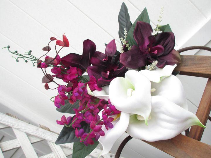 calla asiatic lillies 033