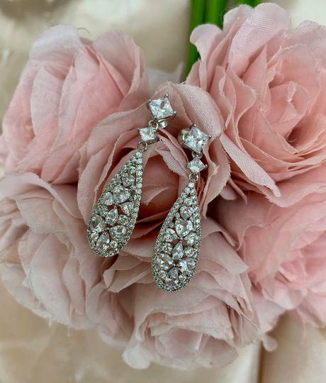 Evanna's bridal jewelry