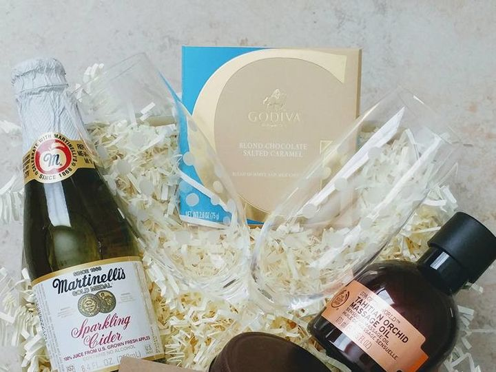 Tmx 1507325246904 Ceh Flora Gift Co Anniversary Box Palm Bay wedding favor