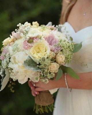 Sample pastel bouquet