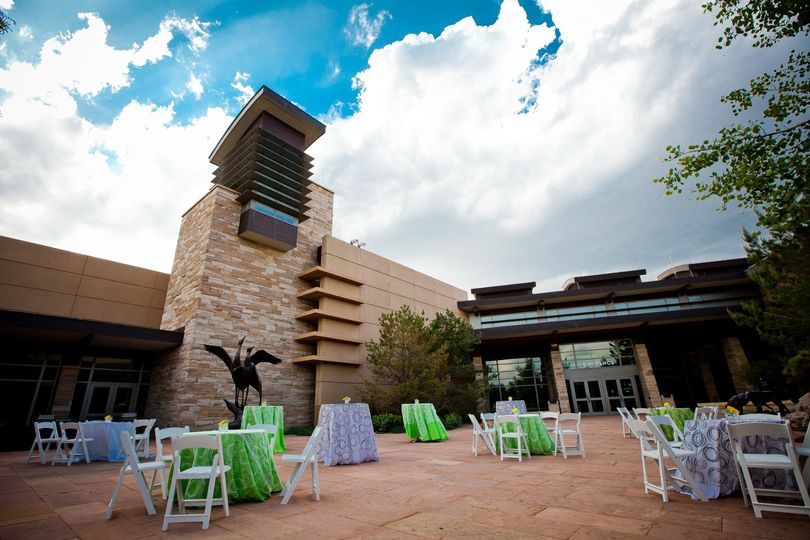 Outdoor event spaces