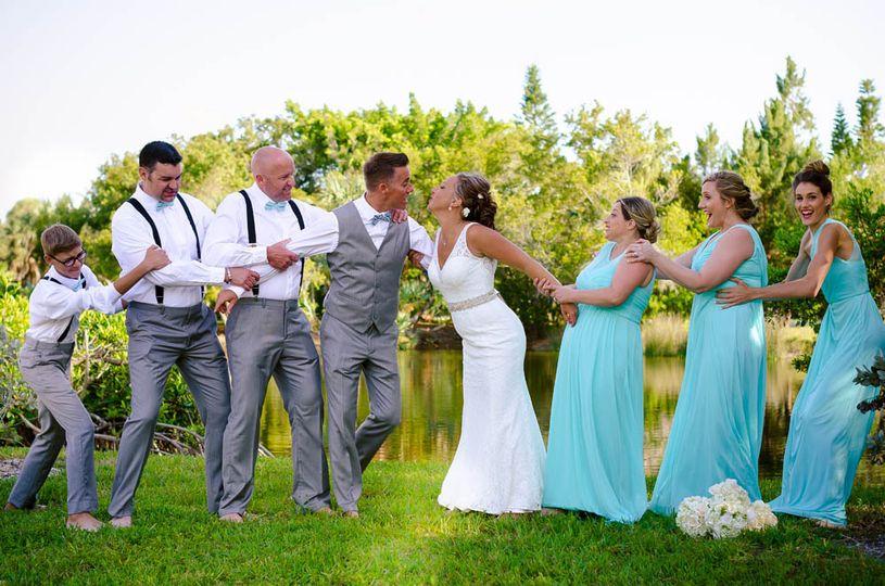 Meghan & Tony's Wedding