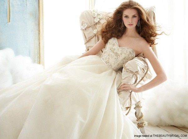 Tmx 1394078212958 Jim Hjelm Wedding Dres Andover wedding dress