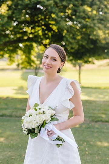 Our Beautiful Bride Karen