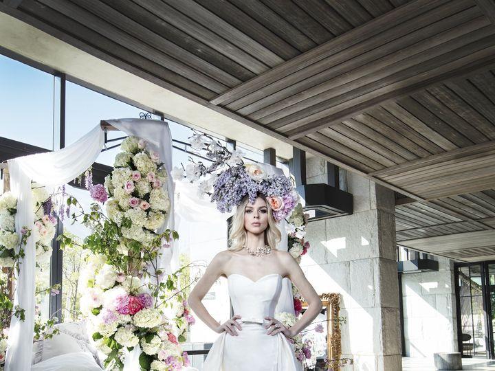 Tmx High Res Guerlain With Overskirt 51 983581 New York, NY wedding beauty