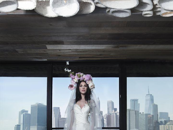 Tmx High Res Halvenia With Eden Veil 51 983581 New York, NY wedding beauty