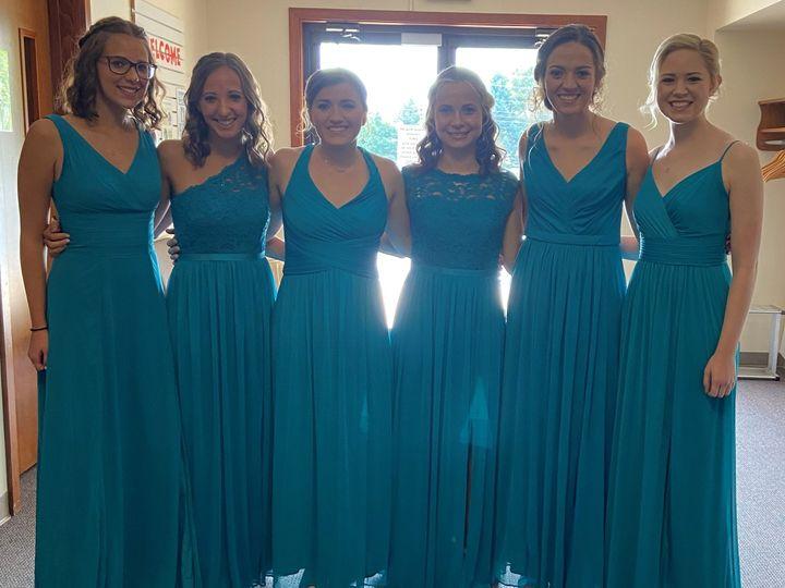 Tmx August Bridal Party 2 51 1424581 159831932254767 Hershey, PA wedding beauty