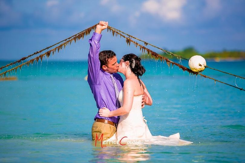 Jamaica- Trash the Dress