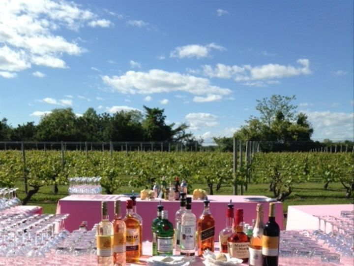 Tmx Pink Bar Image 51 1064581 1557249559 East Hampton, NY wedding catering