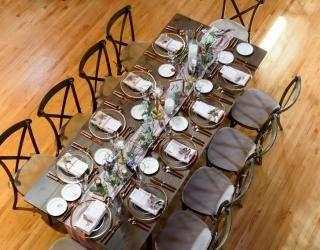 Elegant banquet furniture
