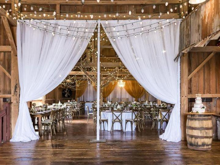 Rustic barn design