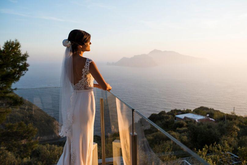 Luxury wedding in Sorrento