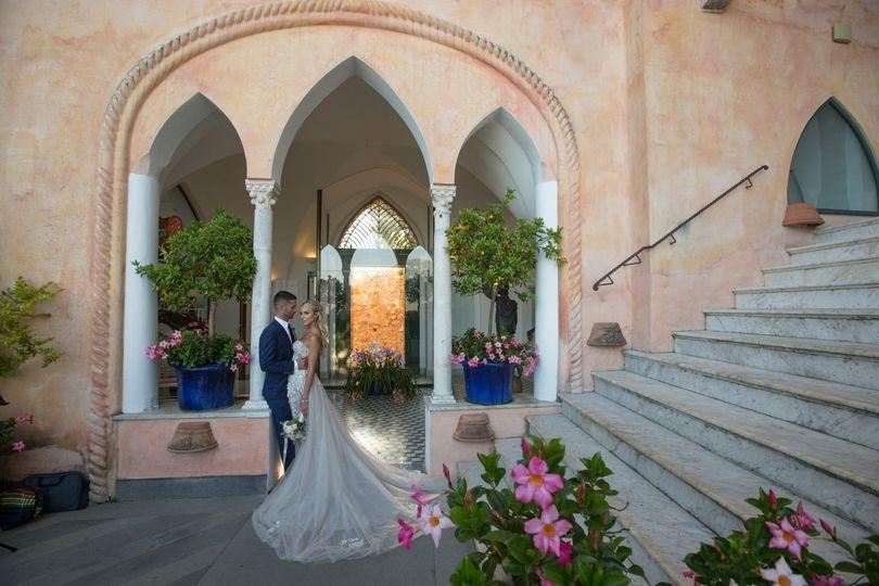 Luxury wedding venue Ravello