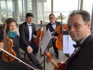 Spring String Quartet Ceremony