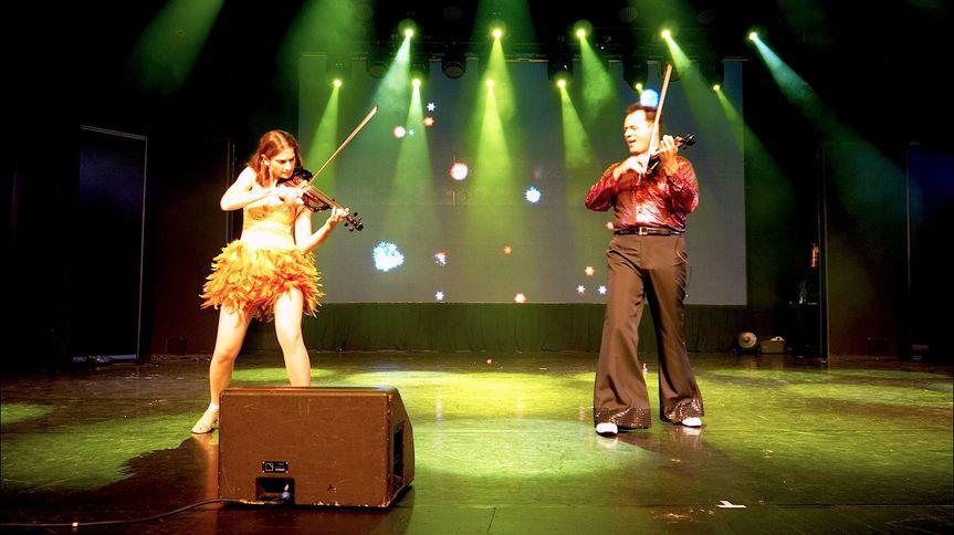 Master theater samba show