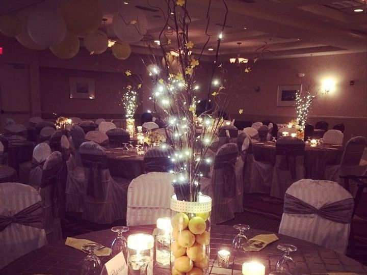Tmx 1444237087949 Yellow Wedding Grand Forks wedding venue