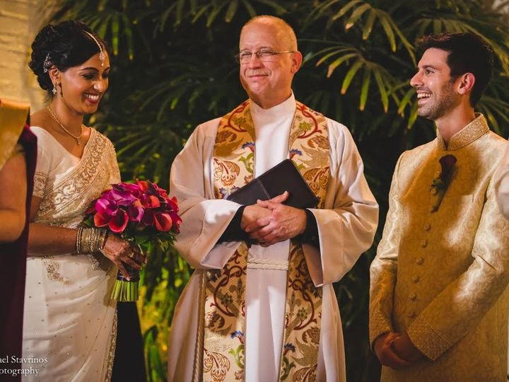 Tmx 1482382115055 151031 Shilpa And Alex 11 Baltimore, Maryland wedding officiant