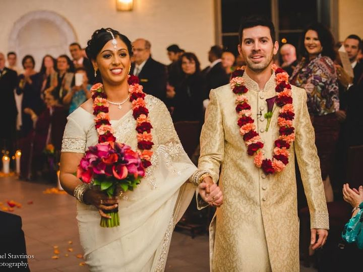 Tmx 1482382225480 151031 Shilpa And Alex 23 Baltimore, Maryland wedding officiant