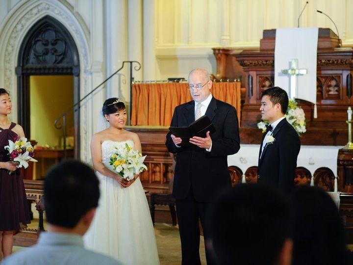 Tmx 1483073741651 Xinting Yu And Xu Yang At Mt. Vernon Meth Church 0 Baltimore, Maryland wedding officiant