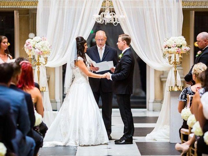 Tmx 1483074364834 Nicki And Brandon 071815 1 Baltimore, Maryland wedding officiant